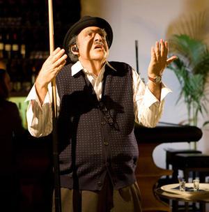 "Vahik Pirhamzei as Rafael in ""My Uncle Rafael."""