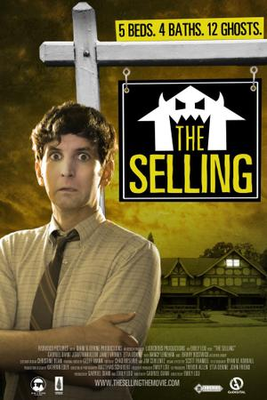 "Poster art for ""The Selling."""
