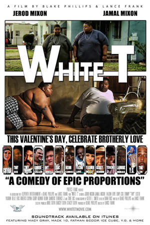 "Poster art for ""White T."""