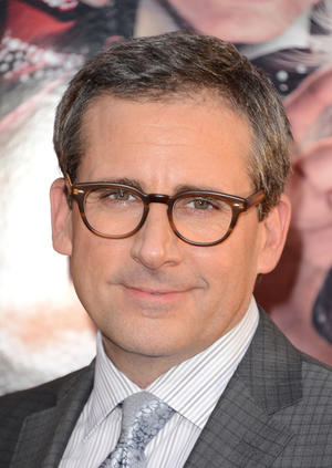 "Steve Carell at the California premiere of ""The Incredible Burt Wonderstone."""