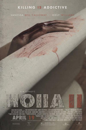 """Poster art for """"Holla II."""""""