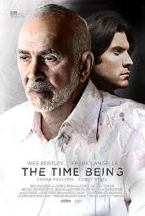 """Poster art for """"The Time Being."""""""