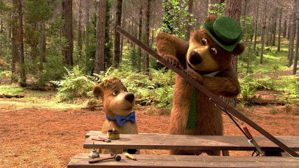 Amazoncom Yogi Bear Dan Aykroyd Justin Timberlake