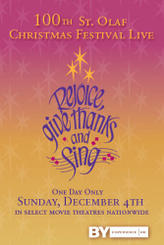 St. Olaf Christmas Festival LIVE showtimes and tickets