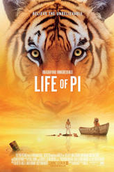 Life of Pi 3D showtimes and tickets