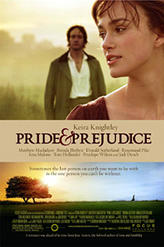 Pride and Prejudice showtimes and tickets