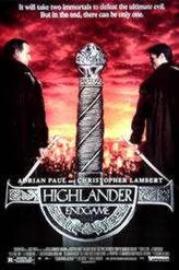 Highlander: Endgame showtimes and tickets