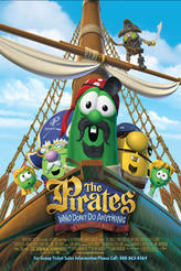 The Pirates Who Don't Do Anything: A Veggie Tales Movie showtimes and tickets