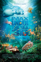 Under the Sea 3D showtimes and tickets