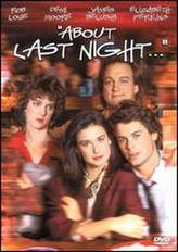 About Last Night (1986) showtimes and tickets