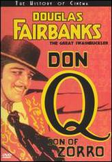 Don Q, Son of Zorro showtimes and tickets
