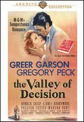 The Valley of Decision showtimes and tickets