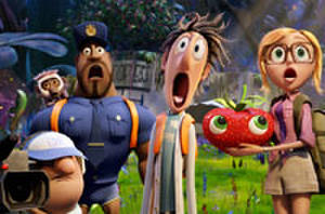 Terry Crews Has Evidence of a Sas-squash in New 'Cloudy with a Chance of Meatballs 2' Featurette