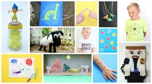 12 Adorable DIY Projects Inspired by Family Movies