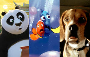 From 'Finding Nemo' to 'Kung Fu Panda': 10 Movies Starring Animal Heroes