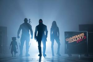 The Gang Is Back Together in the First Image from 'Guardians of the Galaxy Vol. 2'