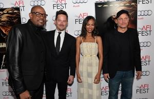 Exclusive: Zoe Saldana, Forest Whitaker and Scott Cooper Tell Us What's at the Heart of 'Out of the Furnace'