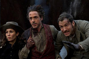 New Images from' Sherlock Holmes 2,' 'The Hangover 2,' 'Horrible Bosses' and More!