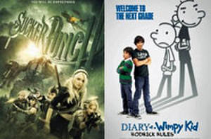 You Rate 'Diary of a Wimpy Kid 2' and 'Sucker Punch'