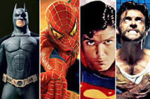 Contest: Name Your Favorite Comic Book Hero
