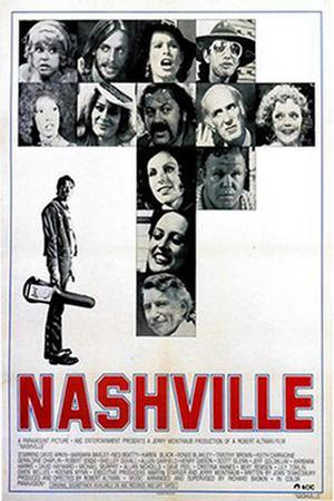 """Poster art for """"Nashville."""""""