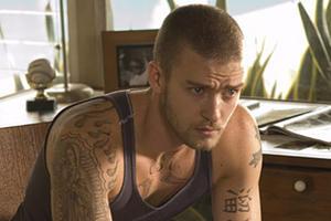 "Justin Timberlake stars in ""Alpha Dog."""
