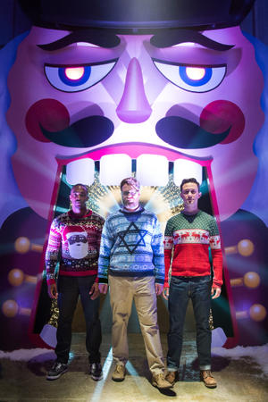 Check out all the movie photos of 'The Night Before'