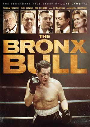 """Poster art for """"The Bronx Bull."""""""