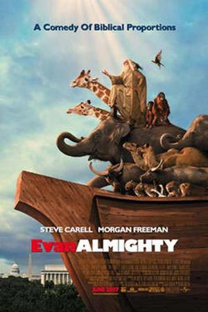 """Poster art for """"Evan Almighty."""""""