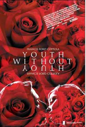 """Poster art for """"Youth Without Youth."""""""