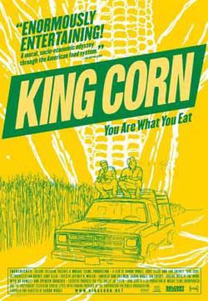 """Poster art for """"King Corn."""""""