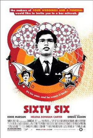"Poster art for ""Sixty Six."""