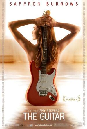 """Poster Art for """"The Guitar."""""""
