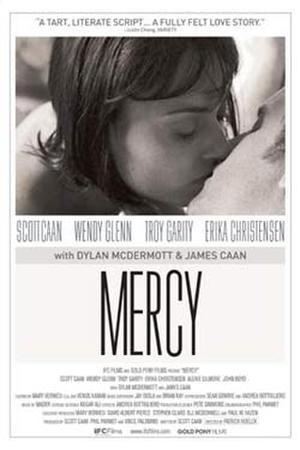 "Poster art for ""Mercy."""