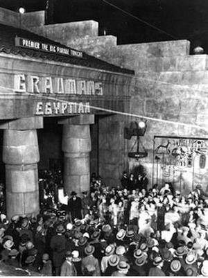Egyptian Theatre Historic Tour