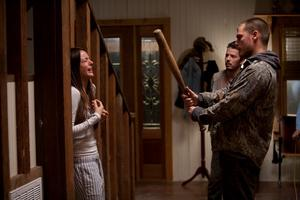 """Sarah Butler and Jeff Branson in """"I Spit on Your Grave."""""""