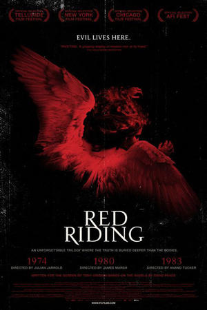 """Poster art for """"Red Riding Series: 1974"""""""