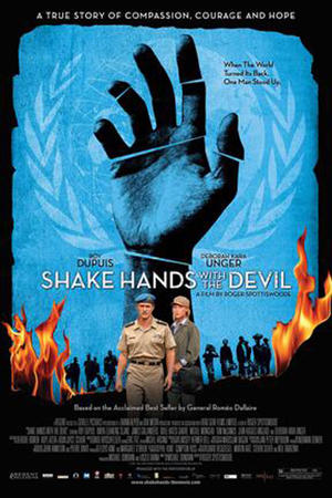"Poster art for ""Shake Hands With The Devil"""