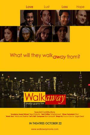 "Poster art for ""Walkaway"""