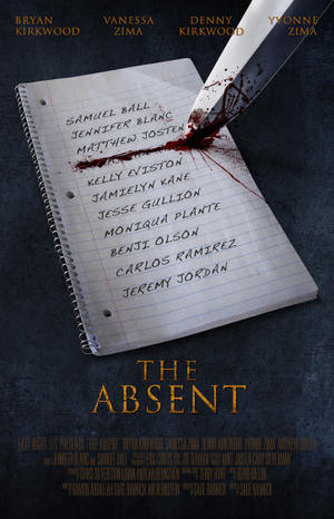 """Poster art for """"The Absent."""""""