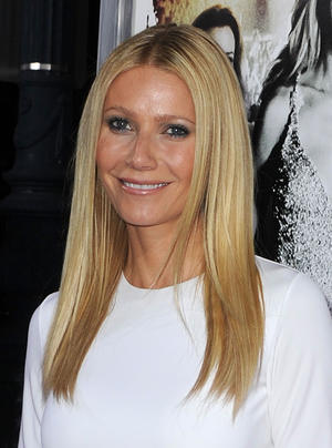 """Gwyneth Paltrow at the California premiere of """"Country Strong."""""""