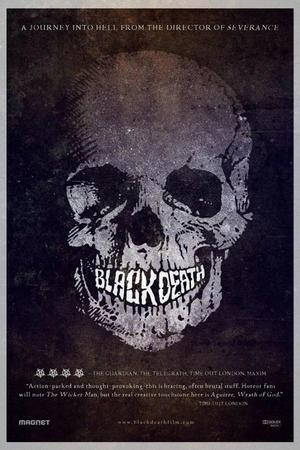 """Poster art for """"Black Death."""""""