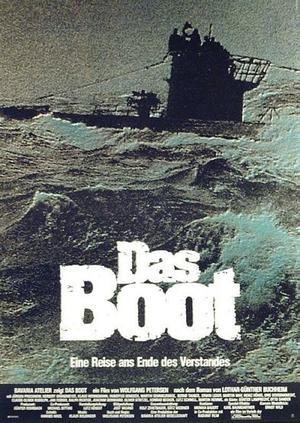 "Poster art for ""Das Boot."""