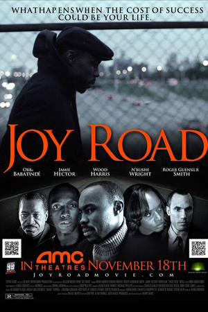 "Poster art for ""Joy Road."""
