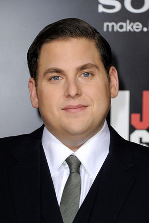 "Jonah Hill at the California premiere of ""21 Jump Street."""
