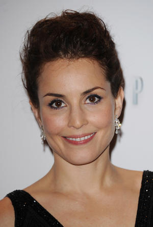 """Noomi Rapace at the World premiere of """"Prometheus"""" in England."""