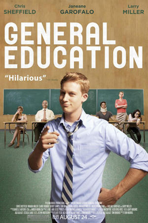 "Poster art for ""General Education."""