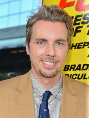 """Dax Shepard at the California premiere of """"Hit and Run."""""""