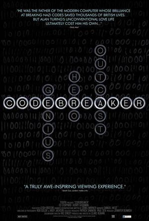 """Poster art for """"Codebreaker."""""""