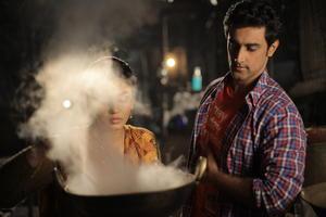"A scene from ""Luv Shuv Tey Chicken Khurana."""